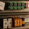 Control board and safety relays